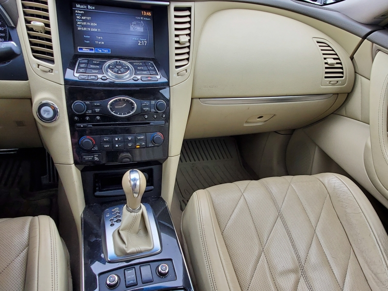 Infiniti FX35 2010 price $15,688