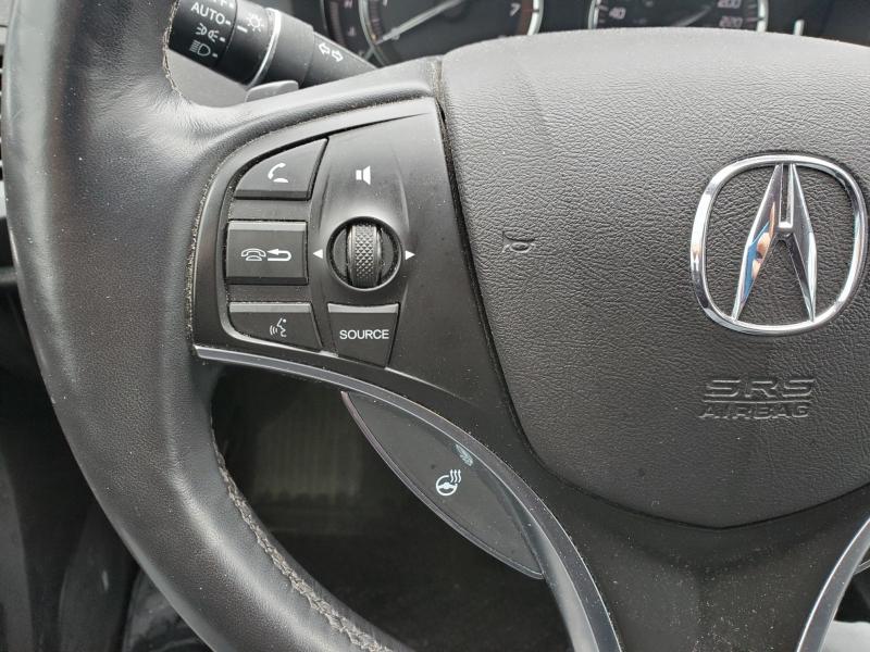 Acura MDX 2017 price $34,526