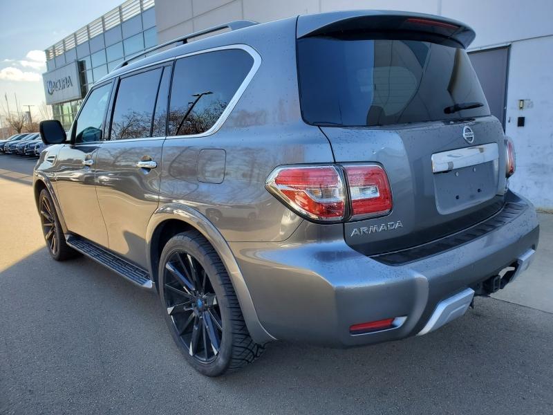 Nissan Armada 2018 price $48,677