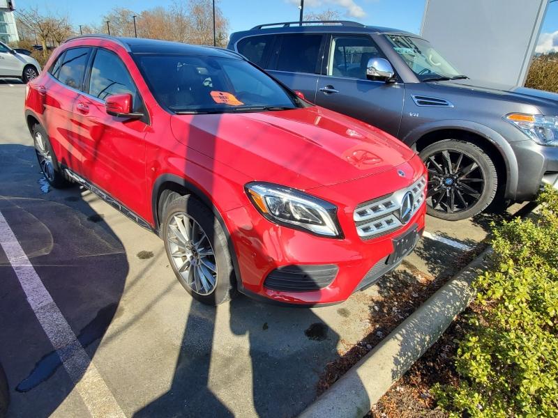 Mercedes-Benz GLA 2018 price $32,865
