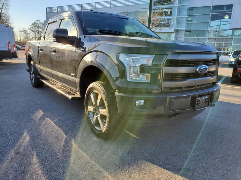 Ford F-150 2017 price $43,692