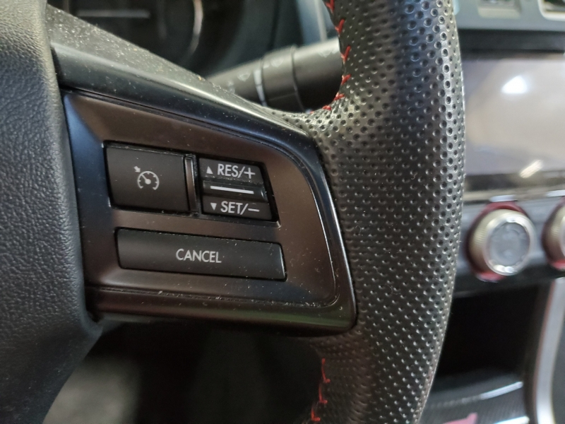 Subaru WRX 2017 price $33,592