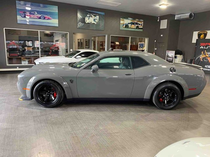 Dodge Challenger 2018 price $139,995