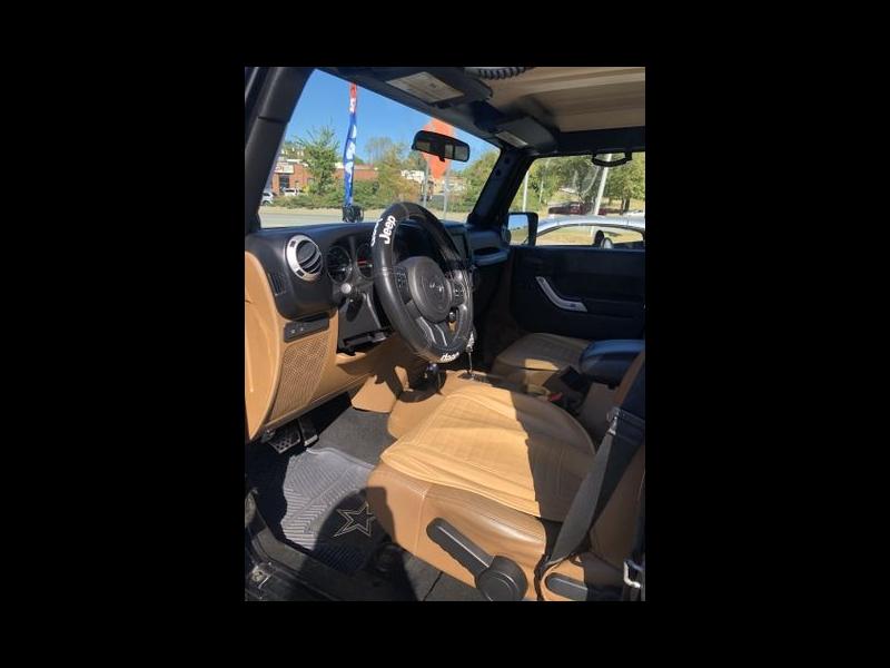 Jeep Wrangler 2011 price $17,995