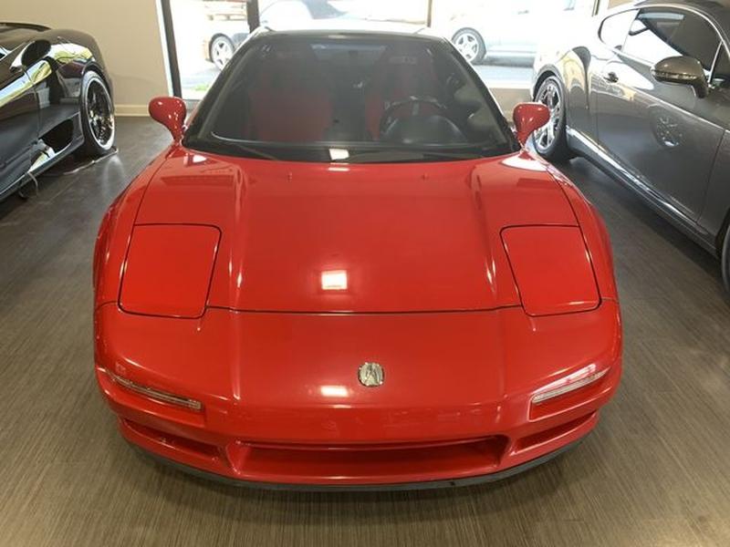 Acura NSX 1991 price $66,500