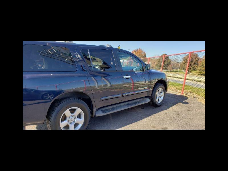 Nissan Armada 2006 price $7,995