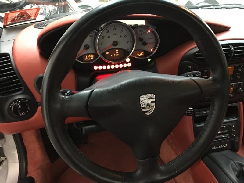 Porsche Boxster 2000 price $13,500