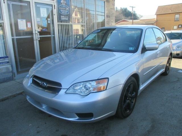 2006 Subaru Legacy Sedan 25i Manual Bnm Auto Sales Inc New
