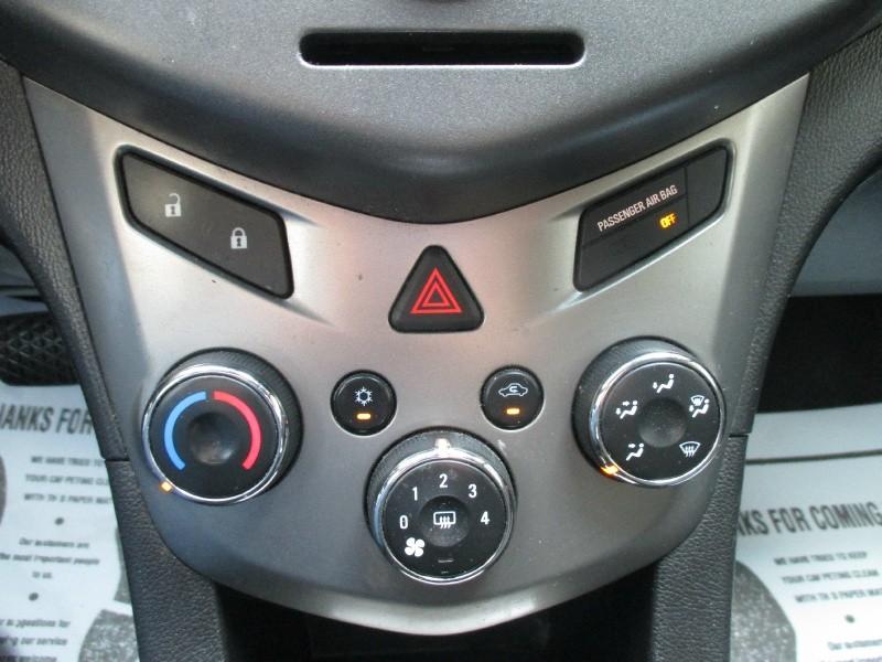Chevrolet Sonic 2012 price $4,750