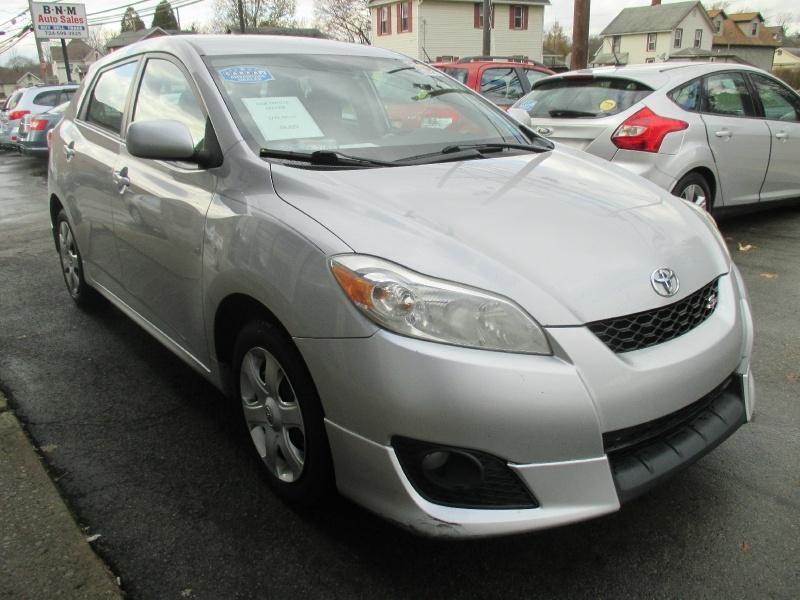 Toyota Matrix 2009 price $4,495