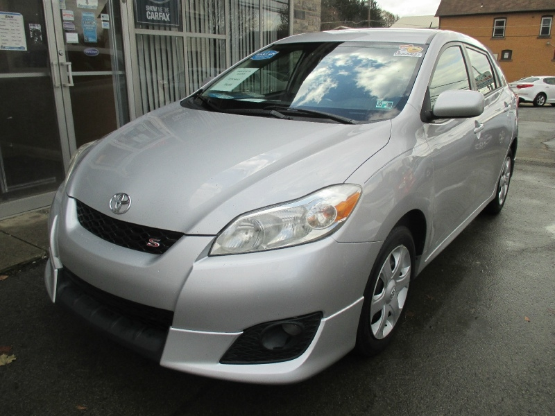 Toyota Matrix 2009 price $4,250