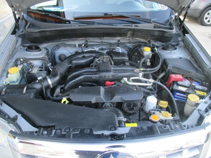 Subaru Forester 2011 price $5,250