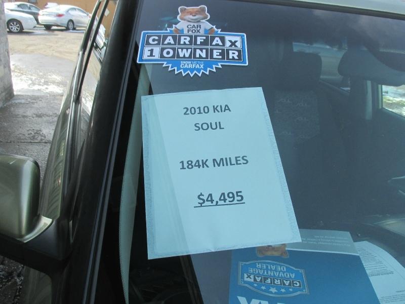 Kia Soul 2010 price $4,495
