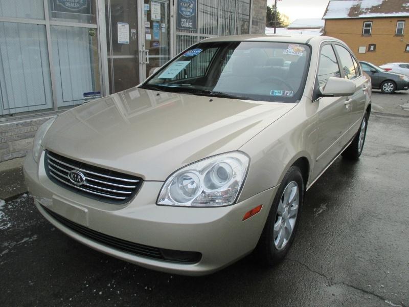 Kia Optima 2006 price $4,750