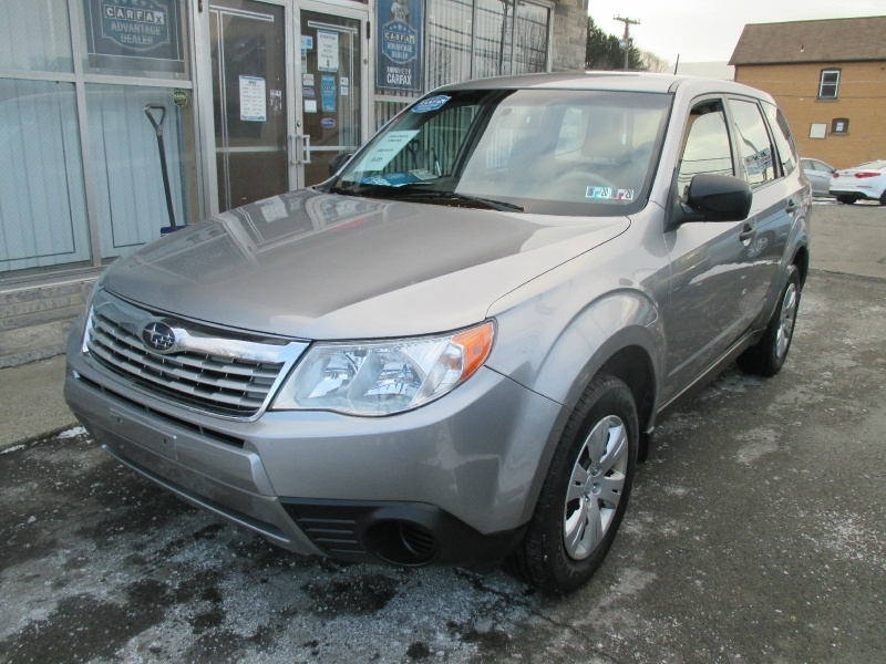 Subaru Forester 2009 price $5,495