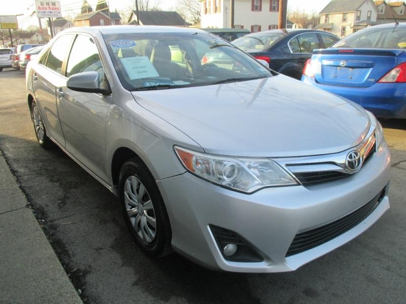 Toyota Camry 2012 price $6,495