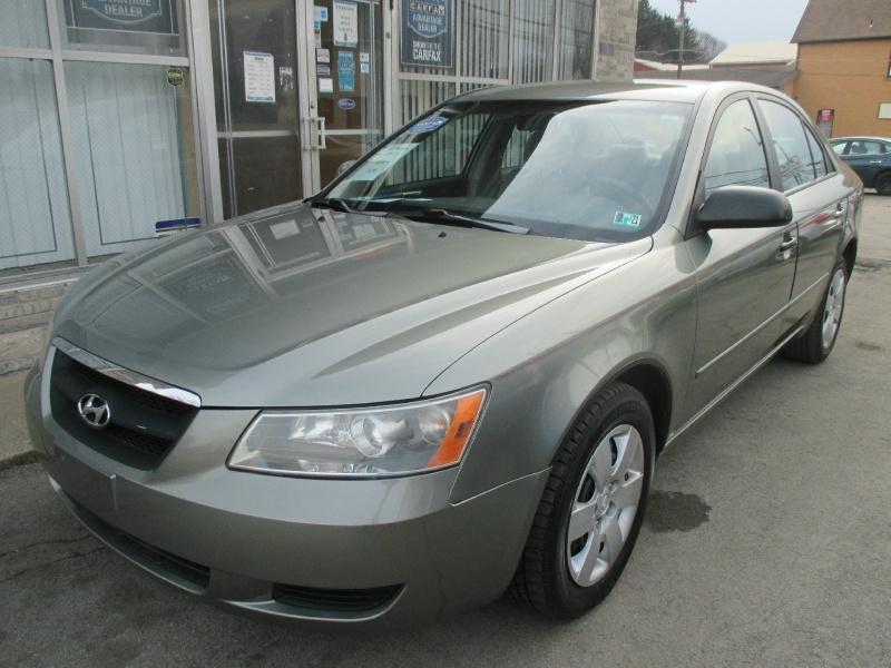 Hyundai Sonata 2008 price $4,700