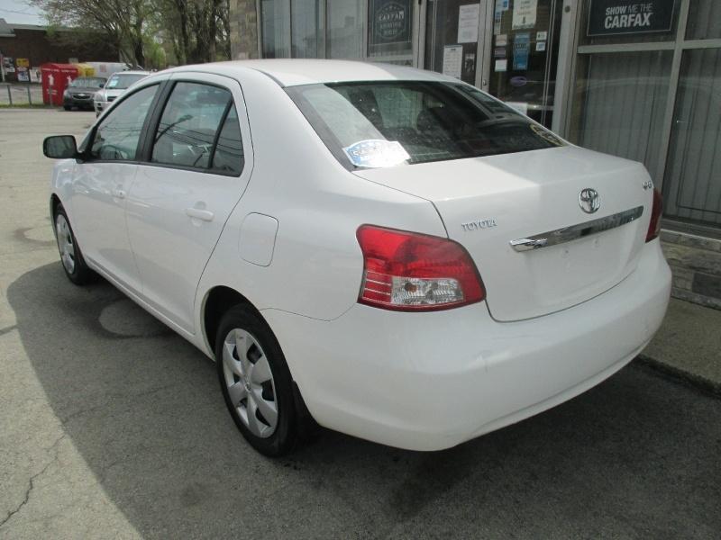 Toyota Yaris 2008 price $3,995