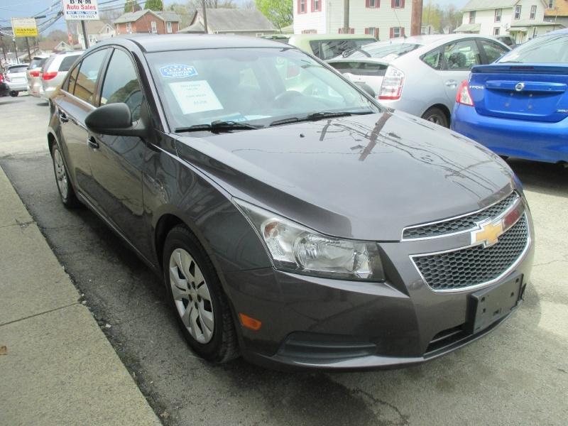 Chevrolet Cruze 2011 price $4,750