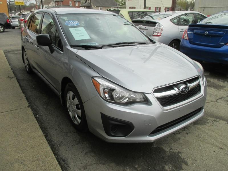 Subaru Impreza 2014 price $6,750