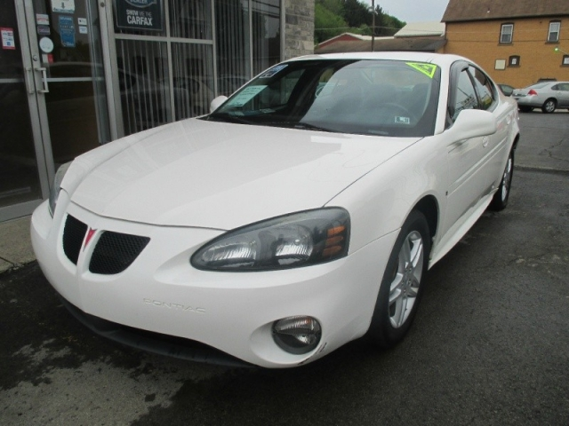2007 pontiac grand prix gt bnm auto sales inc new castle pennsylvania reliable used cars. Black Bedroom Furniture Sets. Home Design Ideas