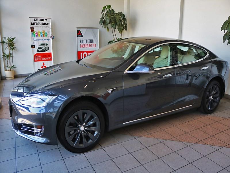 2017 Tesla Model S 90d Loaded Enhanced Autopilot Full Self Driving C