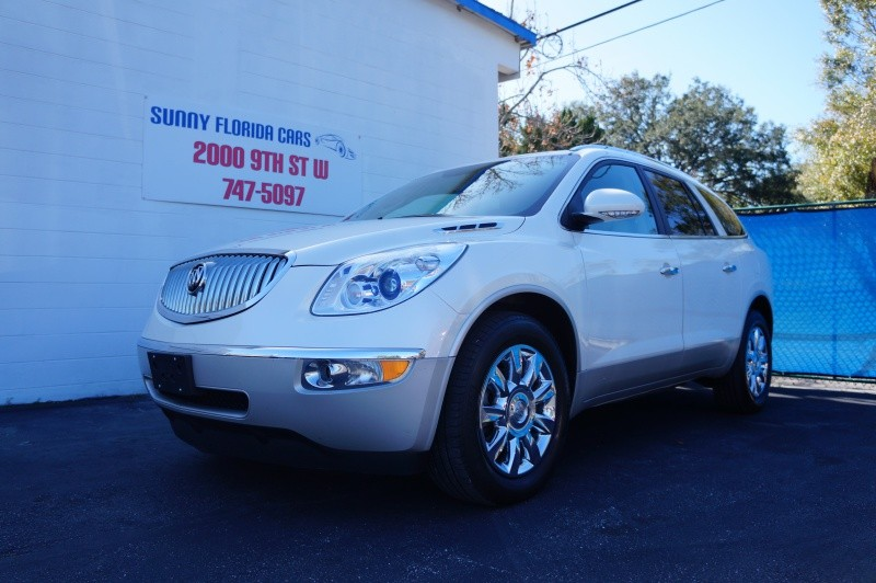 2012 Buick Enclave Awd 4dr Leather No Accident Inventory