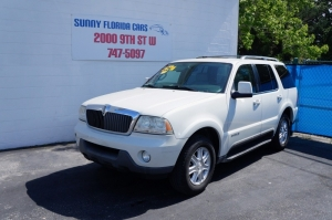 Lincoln Aviator 2004