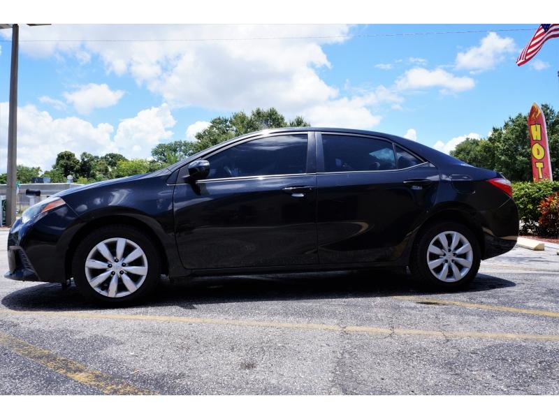 Toyota Corolla 2015 price $10,900