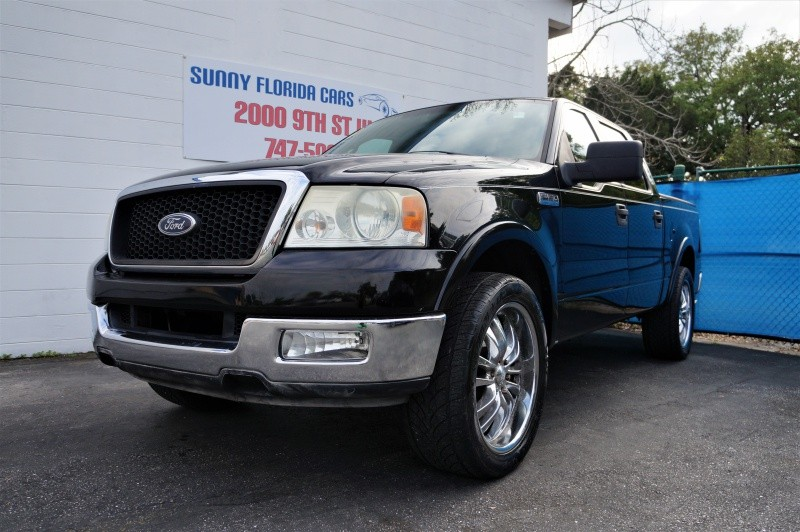 Ford F-150 2005 price $8,900