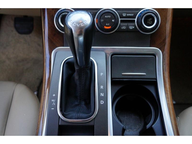 Land Rover Range Rover Sport 2010 price $9,900