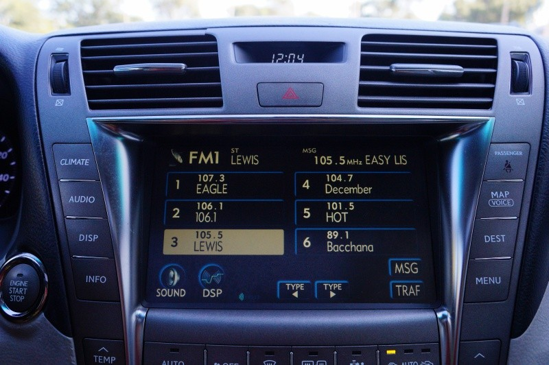 Lexus LS 460 2007 price $10,900 Cash