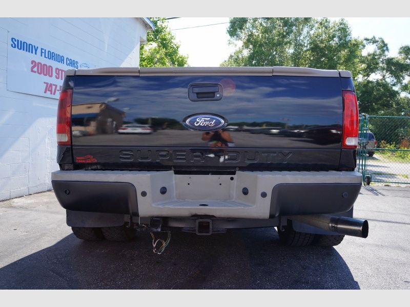 Ford Super Duty F-450 DRW 2008 price KING RANCH DIESEL