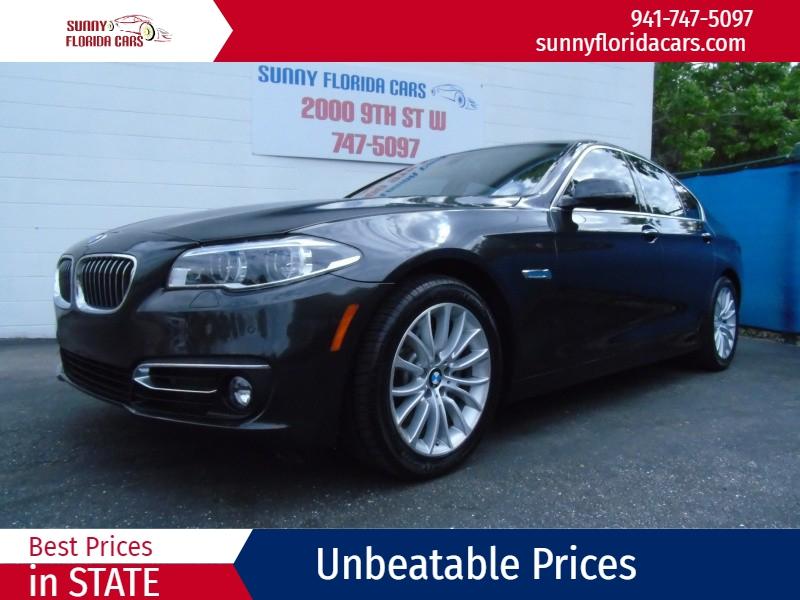 BMW 5-Series 2014 price $17,500