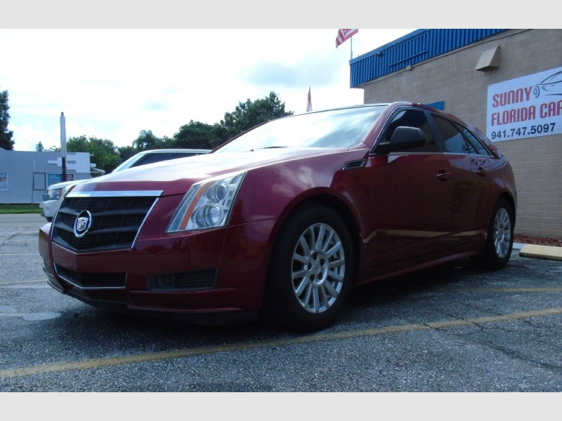 Cadillac CTS Wagon 2010 price Call for Price