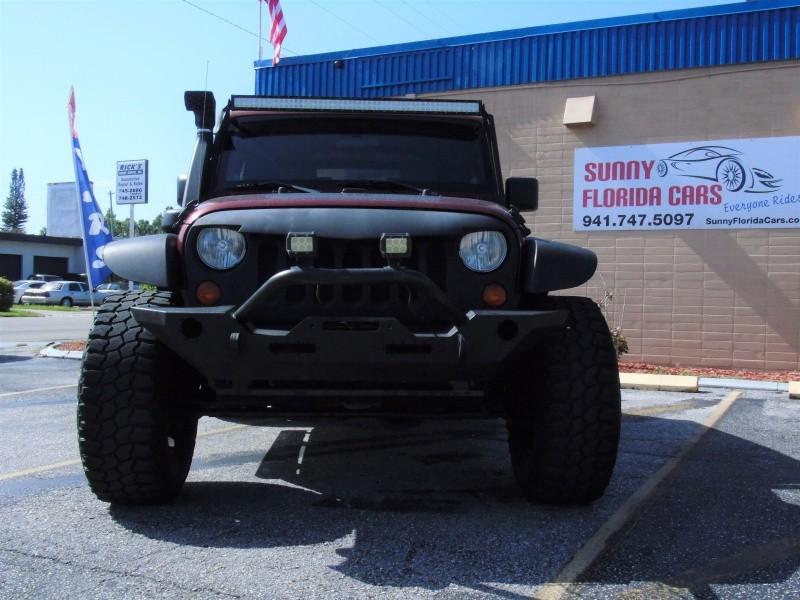 Jeep Wrangler 2008 price Call for Price