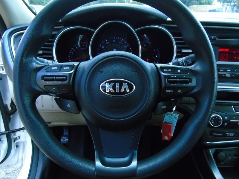 Kia Optima 2014 price $8,900