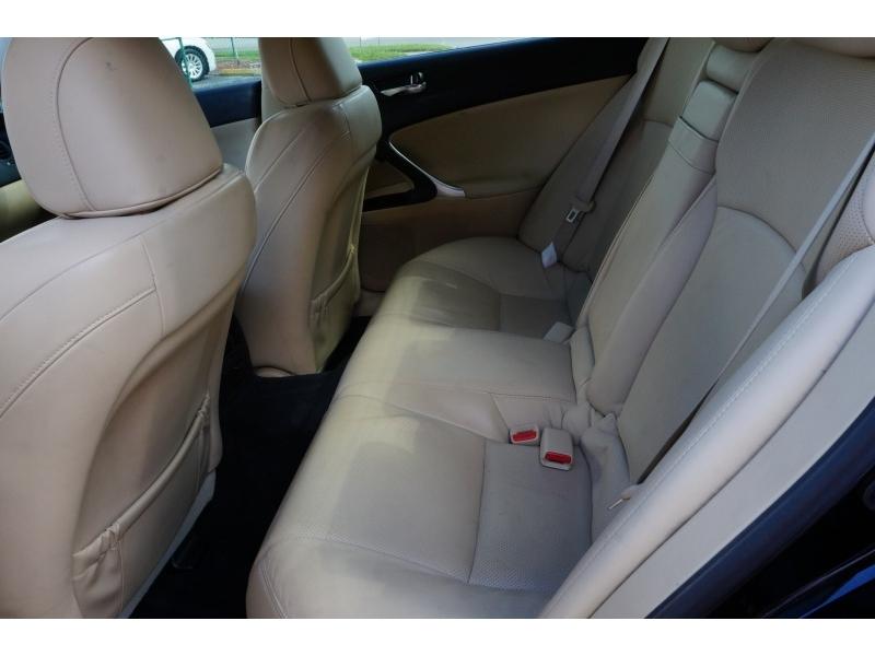Lexus IS 250 2008 price $7,900
