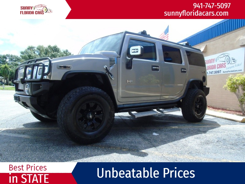 Hummer H2 2003 price $11,900