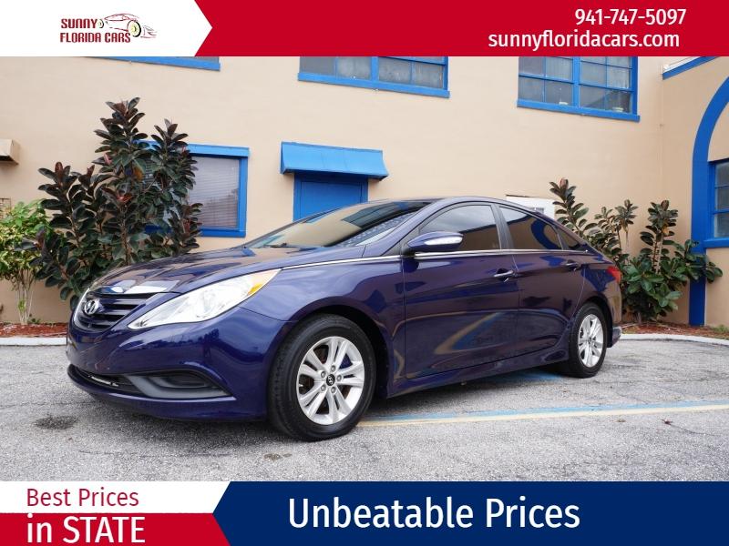 Hyundai Sonata 2014 price $8,900