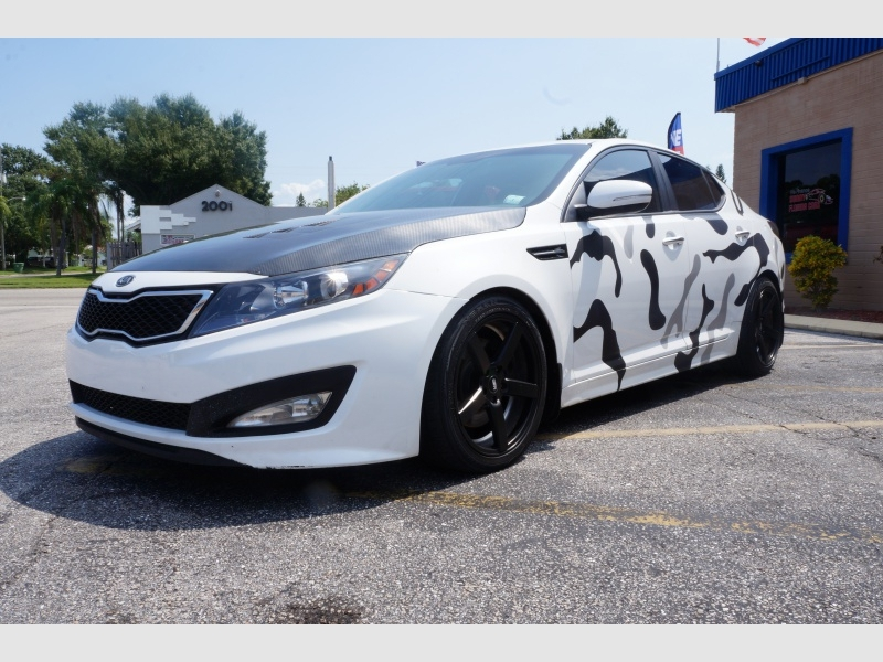 Kia Optima 2013 price $8,700