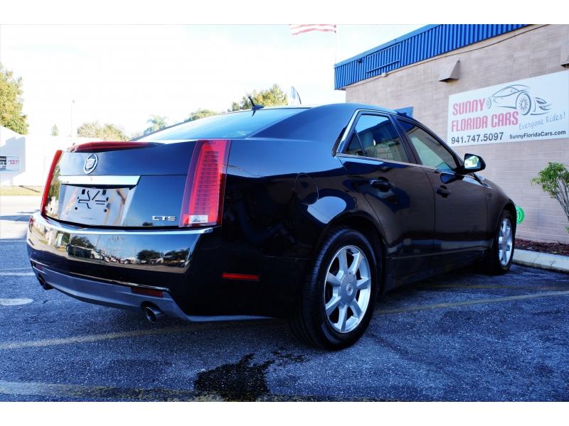 Cadillac CTS 2009 price $8,900