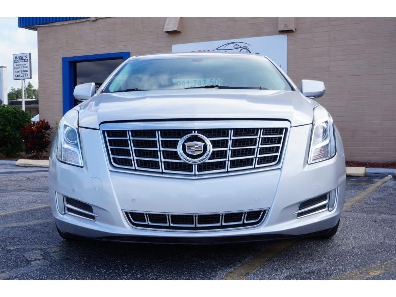 Cadillac XTS 2013 price $10,500
