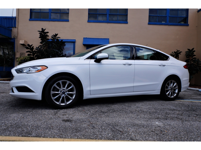 Ford Fusion 2017 price $12,900