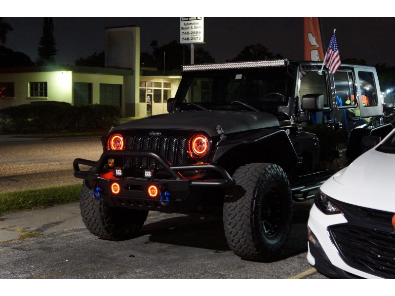 Jeep Wrangler Unlimited 2009 price $18,900