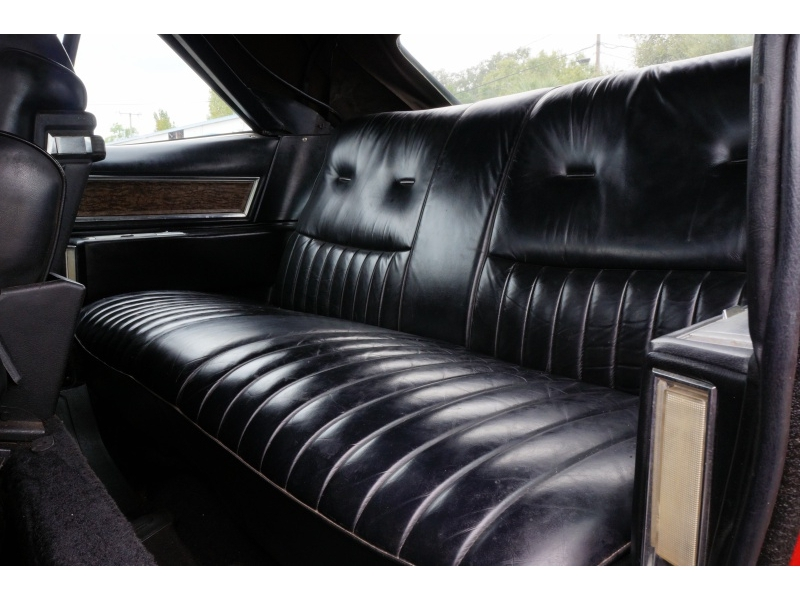 Cadillac Eldorado 1971 price $8,900