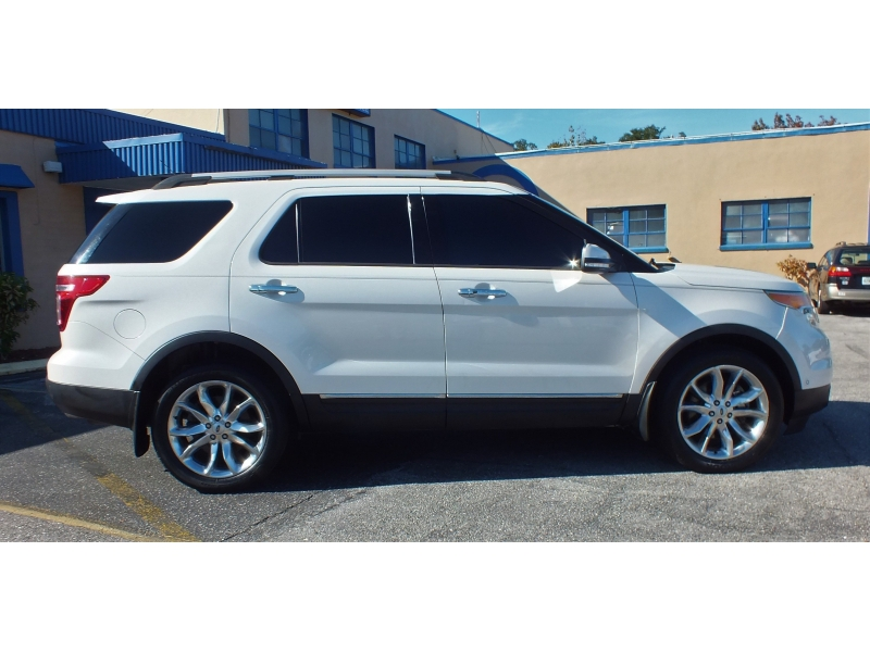 Ford Explorer 2013 price $14,900