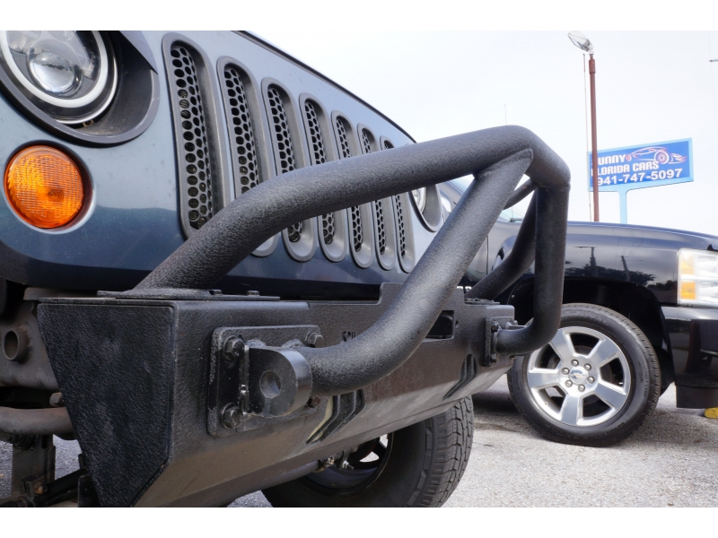 Jeep Wrangler 2007 price $13,900