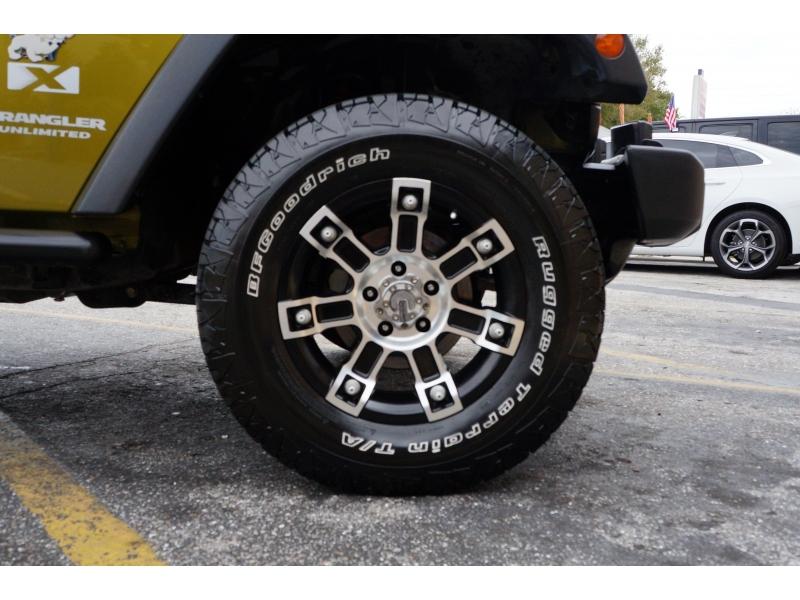 Jeep Wrangler 2008 price $14,900