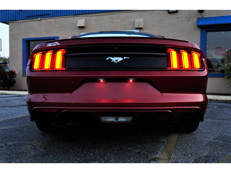 Ford Mustang 2016 price $14,900